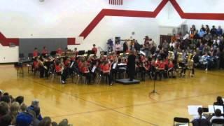2014 Santa Fe Trail Band Concert