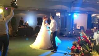 Постановка свадебного танца в Таганроге. Яна & Дима