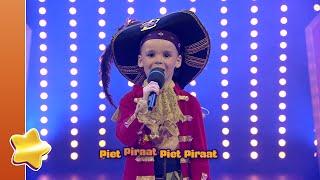 Kijk Piet Piraat door Mathis filmpje