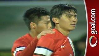 Asian Cup Qualifiers: UZBEKISTAN VS. HONG KONG