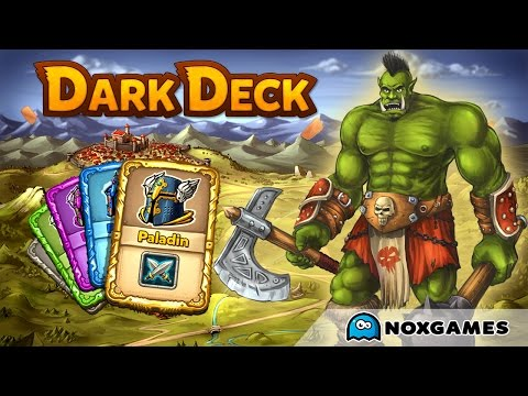 Dark Deck trailer