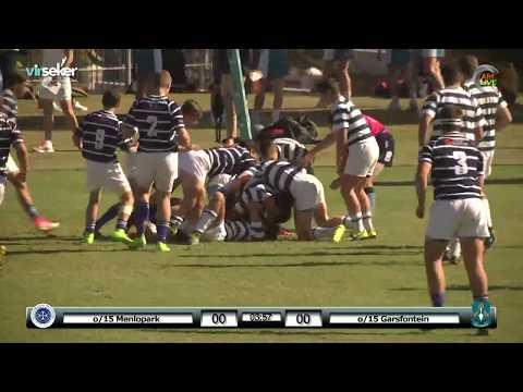 O/15A Menlo vs Garsfontein - Virseker Beker by Hoërskool Menlopark Pretoria