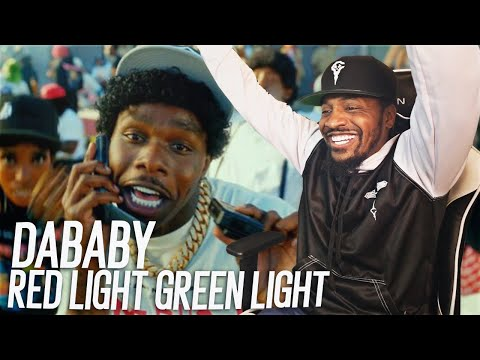 BACK TO BACK! | DaBaby – Red Light Green Light (REACTION!!!)