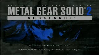 Speedrunning MGS2 Normal - A How-To Series [2 - Bomb Disposal]