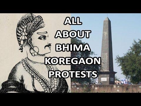 Maharashtra Bandh | What Is Bhima Koregaon Dalit Protest All About? [हिंदी में]