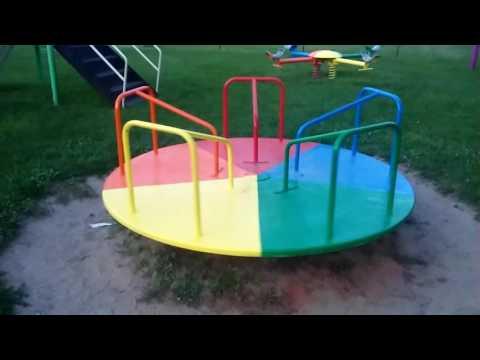 Rainbow Wheel of Death, Allen, Michigan