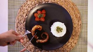 BBQ Grilled Octopus Recipe