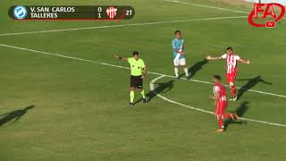 FATV 17/18 Fecha 22 - Villa San Carlos 1 - Talleres 2