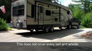 Owner Review of the 2017 Keystone Cougar 26RLS PART 1