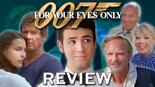 For Your Eyes Only | In-depth Movie Review