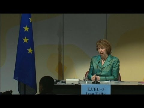 EU's Ashton hails 'important' Iran nuclear talks
