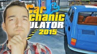 Maluch w potrzebie! | Car Mechanic Simulator 2015