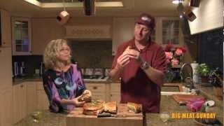 Steak And Turkey Panini's Recipe - Delicious Sandwiches !