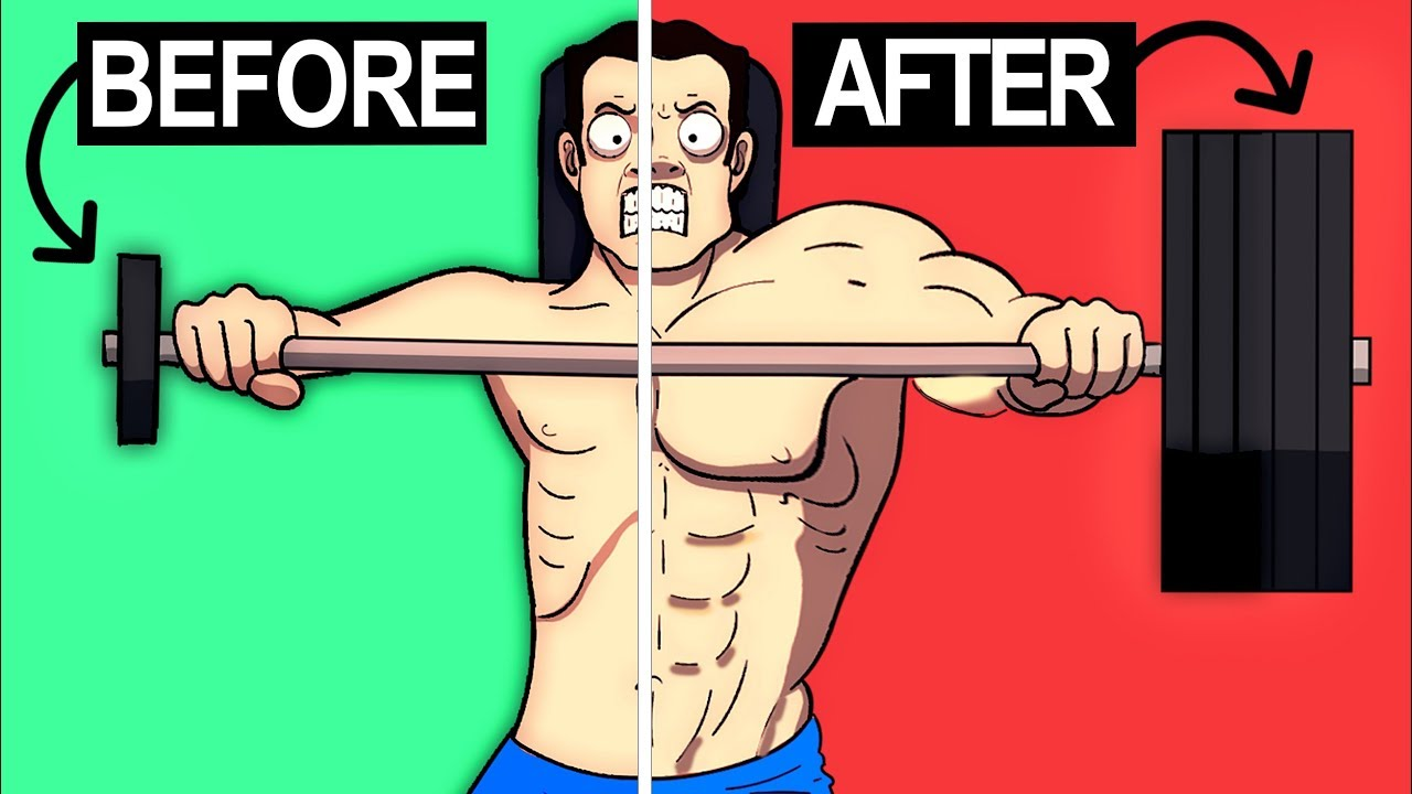 Download 5 Ways To INCREASE Your Bench Press