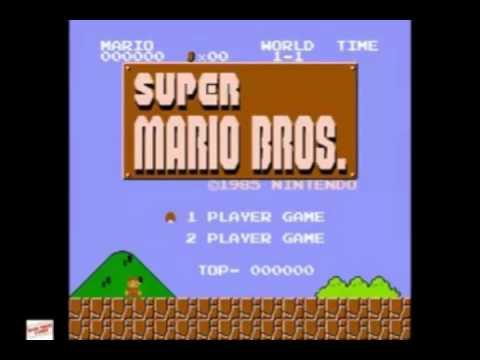 Super Mario Bros. Can Can