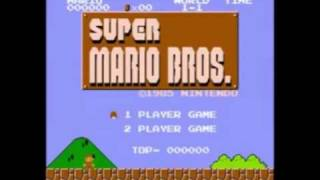 Super Mario Bros. Can Can