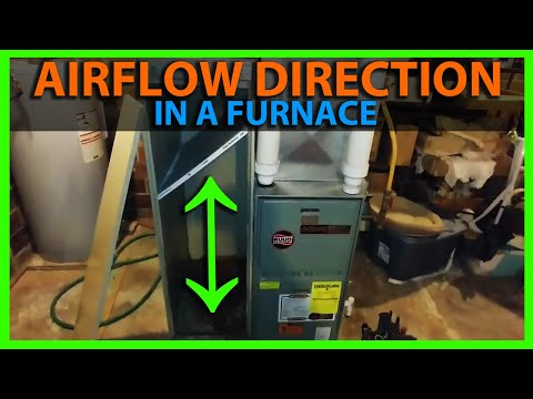 Which Way Does The Air Flow Through My Furnace? - How To Tell Air Filter Direction