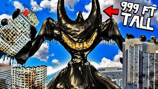 The GIANT INK MONSTER In GTA 5 (Scary)