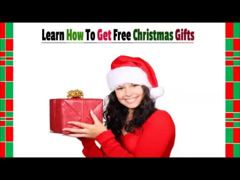 How To Use A Free App To Get Free Christmas Gifts - YouTube