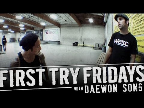 Daewon Song - First Try Friday