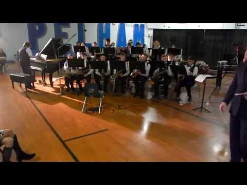 P.H.S. Winter Concert Jazz Band-12/18/14