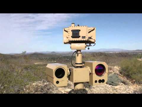 Raptor by IEC Infrared and SRC Radar