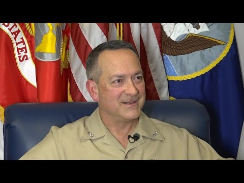 Naval Research Chief Winter on Innovation, Lasers & Rail Guns