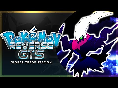 Reverse GTS SUNDAY: SHINY DARKRAI! (Pokemon ORAS Reverse GTS Livestream)