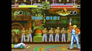 Fatal Fury: Battle Archives Volume 1 PlayStation 2