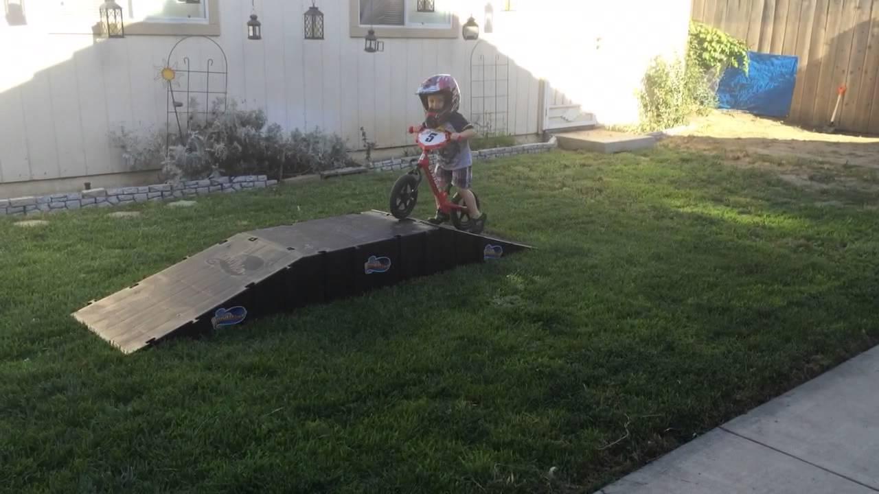 johnny rides his ramp youtube