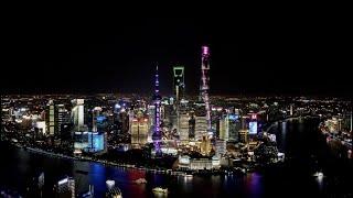 Shanghai Pudong 30 years: a metropolis that never sleeps