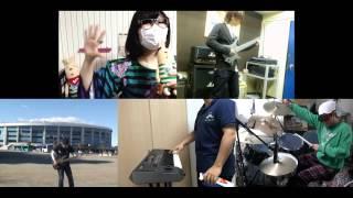 [HD]Sengoku Musou OP [ikusa] Band cover