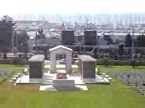 phaleron war cemetery