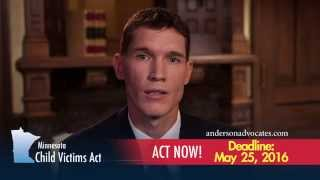 Attorney Mike Finnegan on sexual abuse and the Minnesota Child Victims Act