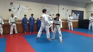 DAY 1 : DAY 1 : LA JUDO CLUB Min Ho Choi's 4th seminar video clip about his journey