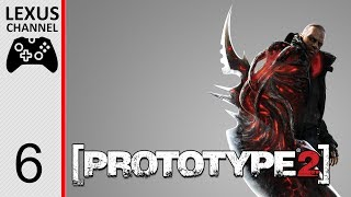 Prototype 2 - #6 (Доктор гнида) Прохождение