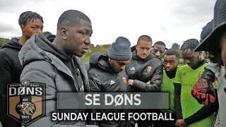 SE DONS vs ASIANOS | LONDON CUP ROUND 1 | Sunday League Football