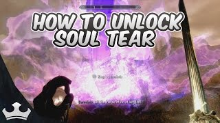 How to Unlock Soul Tear Shout And Achievement in Skyrim [2016]