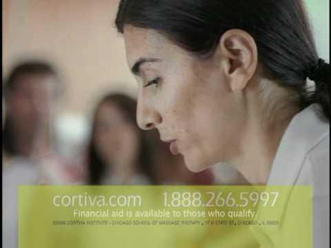 Cortiva Institute - Choosing Massage