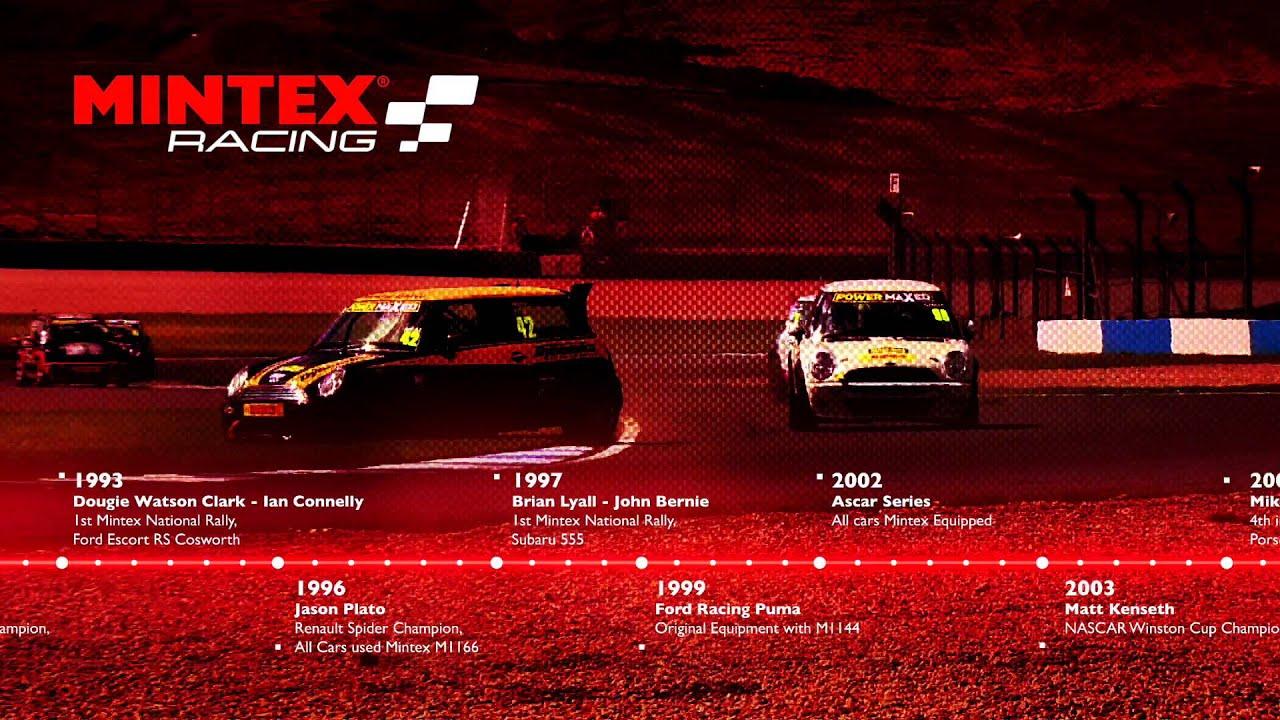 Mintex Racing Video