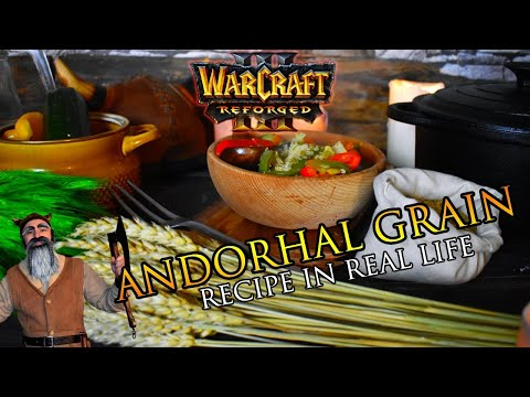 Andorhal Grain And Vegetables - Warcraft 3 Reforged Recipe