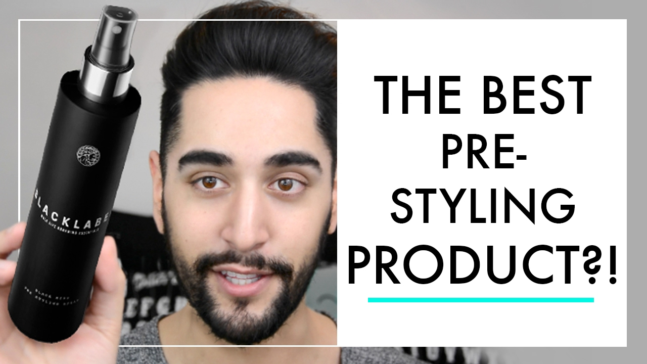 The Best Pre Styling Product For Men?