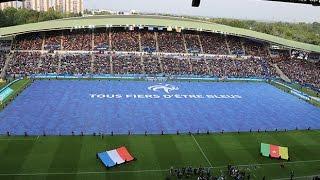 Fiers d'être Bleus avec l'Equipe de France pour l'Euro 2016
