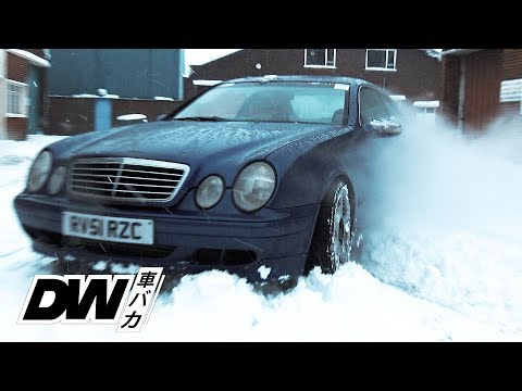UK Snow Driving Idiots - Exposed!