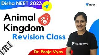 Animal Kingdom | Revision Class | Unacademy NEET
