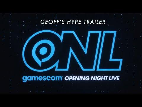 Gamescom: Opening Night Live on Wednesday! (Hype Trailer)