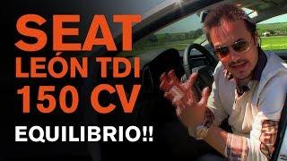 Seat León TDI, 150 CV, 5 puertas - pedalafondo.es