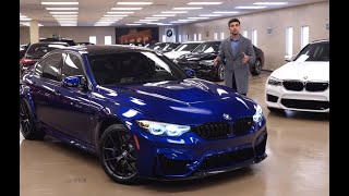 2018 BMW M3 CS Overview **WORTH THE EXTRA $$?!**