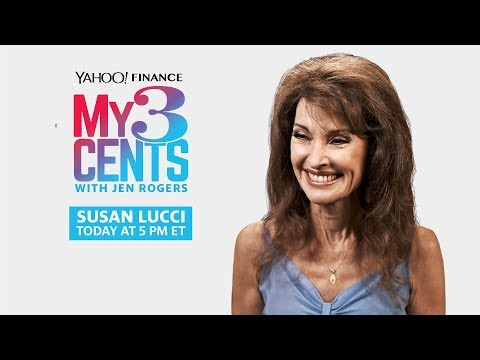 Susan Lucci talks success, taking chances and realizing your dreams