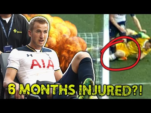 Will Harry Kane Be OUT For The Rest Of The Season?! | W&L